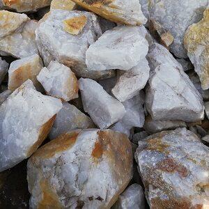 Roca Cuarzo