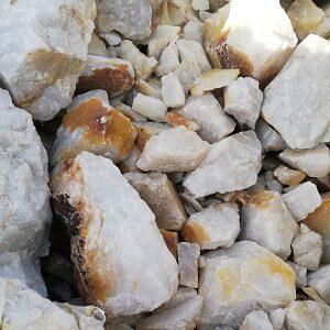 Roca Cuarzo variado