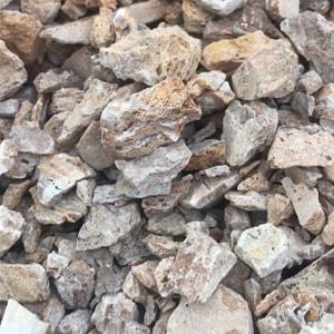 Piedra Popelin molido 25 kg