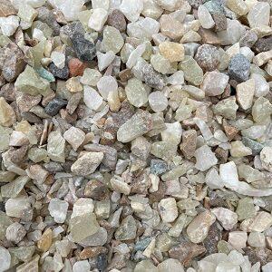 Piedra molida mix 25 Kg